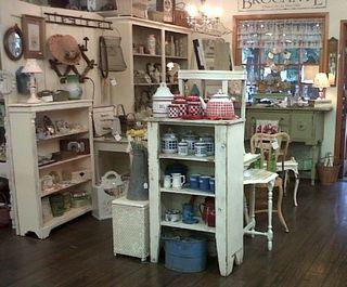 Shop space redo
